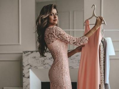 Оля Глеб вложилась в свой бренд одежды – у нее уже собственное производство